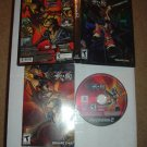Samurai Legend Musashi EXCELLENT & COMPLETE (PS2 Brave Fencer Musashi 2 RPG For Sale)