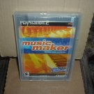 SEALED Magix Music Maker (PS2 game For Sale) BRAND NEW and in a Sealed Protective case
