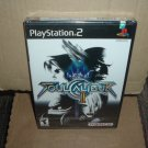 SEALED Soul Calibur II 2 (PS2) BRAND NEW Original Black Label edition, Game For Sale