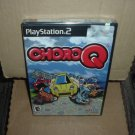 SEALED Choro-Q (PS2 ChoroQ) BRAND NEW Atlus RPG game with car racing twist, For Sale