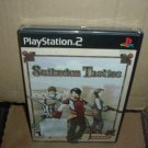 SEALED Suikoden Tactics Limited Edition with Music Soundtrack CD (PS2 RPG game For Sale) BRAND NEW