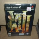 SEALED Thirteen XIII (PS2) BRAND NEW cel style shooter game FOR SALE, save $$ with combining