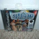 SEALED Celebrity Deathmatch (PS1) Death Match BRAND NEW Original Black Label Release Game For Sale
