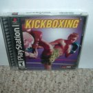 NEW Kickboxing (Sony Playstation PS1) BRAND NEW game For Sale, save $$ with combined shipping