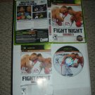 Fight Night Round 3 (Microsoft XBOX) COMPLETE IN CASE game For Sale, save $$$ with combined shipping