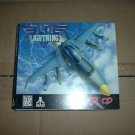 Blue Lightning (Atari Jaguar CD) FACTORY BRAND NEW, just look, you may never see another For Sale