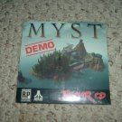Myst Demo BRAND NEW FACTORY SEALED (Atari Jaguar CD, for sale) save $$ with other items shipped