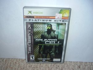 NEW - Splinter Cell (Microsoft XBox) BRAND NEW SEALED, For Sale, save $$ with combined shipping