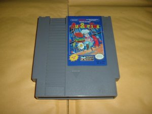 Burgertime (NES, Nintendo) by Data East burger time arcade smash hit FOR SALE, Save $$ on shipping