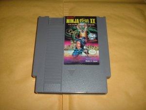 Ninja Gaiden II 2: The Dark Sword of Chaos (NES, Nintendo) EXCELLENT condition game FOR SALE