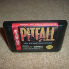 Pitfall: The Mayan Adventure (Sega Genesis, Sega Nomad) EXCELLENT Condition, FUN Game For Sale