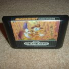 Quackshot: Starring Donald Duck (Sega Genesis, Nomad) great Disney character video game FOR SALE