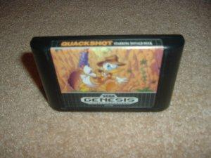 Quackshot: Starring Donald Duck (Sega Genesis, Nomad) great Disney character video game FOR SALE