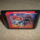 Sonic Spinball (Sega Genesis, Sega Nomad) one of the best pinball style games ever made, For Sale