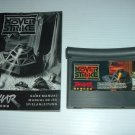Hover Strike (Atari Jaguar) VERY EXCELLENT Game with Manual Booklet + BONUS,  FOR SALE