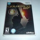 NEW GoldenEye 007 (WII, Nintendo James Bond) BRAND NEW FACTORY SEALED golden eye game FOR SALE
