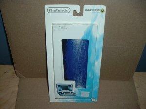 BRAND NEW Nintendo DS Lite System SKINS 5 piece Blue Static Lightning skin cover, for sale