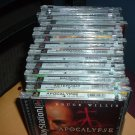 14 NEW (11 still FACTORY SEALED) PS1 Games for use on Sony Playstation One and PS2, games For Sale