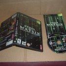 Enter the Matrix (XBOX) COMPLETE IN CASE, microsoft xbox game for sale