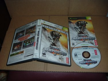 Unreal Championship (XBOX) VERY EXCELLENT- & COMPLETE IN CASE great FPS game For Sale
