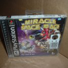 SEALED Miracle Space Race (PS1) BRAND NEW Kart racer, just like Nuon Merlin Racing, FOR SALE
