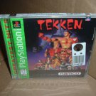 Tekken (PS1) BRAND NEW FACTORY SEALED, the game that started Tekken Franchise VERY RARE for sale