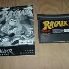 Rayman (Atari Jaguar) NEAR MINT+/VG Game with Manual/Booklet, +BONUS CODES, RARE Game For Sale