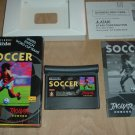 International Sensible Soccer (Atari Jaguar) EXCELLENT & COMPLETE IN BOX, Rare game FOR SALE