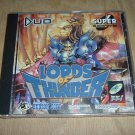 VGA it: Lords of Thunder UNCIRCULATED BRAND NEW FACTORY SEALED from 3-Pack Box (Turbo Duo) For Sale
