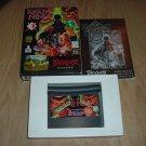 Kasumi Ninja (Atari Jaguar) MINT/LIKE NEW & nearly COMPLETE IN BOX + BONUS, arena fighter for sale
