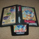 Sonic the Hedgehog 1 (Sega Genesis) IN ORIGINAL CASE/BOX, game FOR SALE, save $$ combining shipping