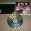 Valis II 2 RARE MINT/NEW GLOSSY & COMPLETE IN CASE (Turbo Grafx 16 CD Duo turbografx) Game FOR SALE