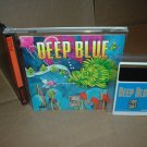 Deep Blue EXCELLENT+ & COMPLETE IN CASE (Turbo Grafx 16, turbografx, duo) game FOR SALE