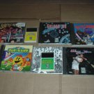 TurboGrafx 16 Lot #4: 7 GAMES - Galaga '90, Pac-Land & MORE, Turbo Grafx Game lot For Sale