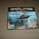 NEW SEALED Choplifter HD (DVD-rom video game for PC) uses the UNREAL engine, looks great, For Sale