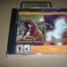 NEW SEALED Nancy Drew 2-Pack: Curse Blackmoor Manor, Secret Shadow Ranch (PC DVD-Rom game)