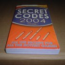 Secret Codes 2004 Volume 1 (Game Secrets & Hidden Codes) 272 page bradygames mini-strategy guide