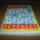 1001 All-Time Greatest Video Game Secrets Revealed (PS1 N64 SNES Dreamcast) guide/code book for sale
