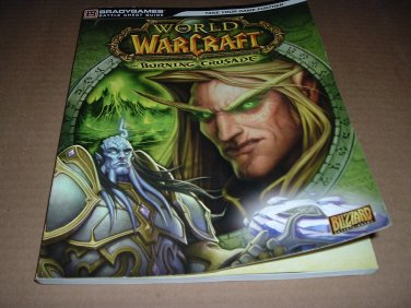 World of Warcraft: The Burning Crusade (Bradygames Strategy Guide Battle Chest) for sale