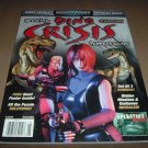 BRAND NEW Dino Crisis Official STRATEGY GUIDE (PS1 or Sega Dreamcast) book for sale