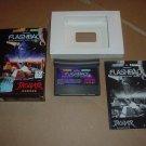 Flashback: The Quest For Identity (Atari Jaguar) NEAR MINT+ & COMPLETE IN BOX rare +BONUS, FOR SALE