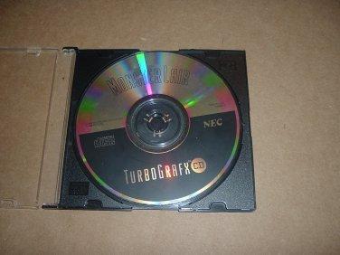 Monster Lair for TurboGrafx 16 CD system (Wonder Boy III 3) great game for sale