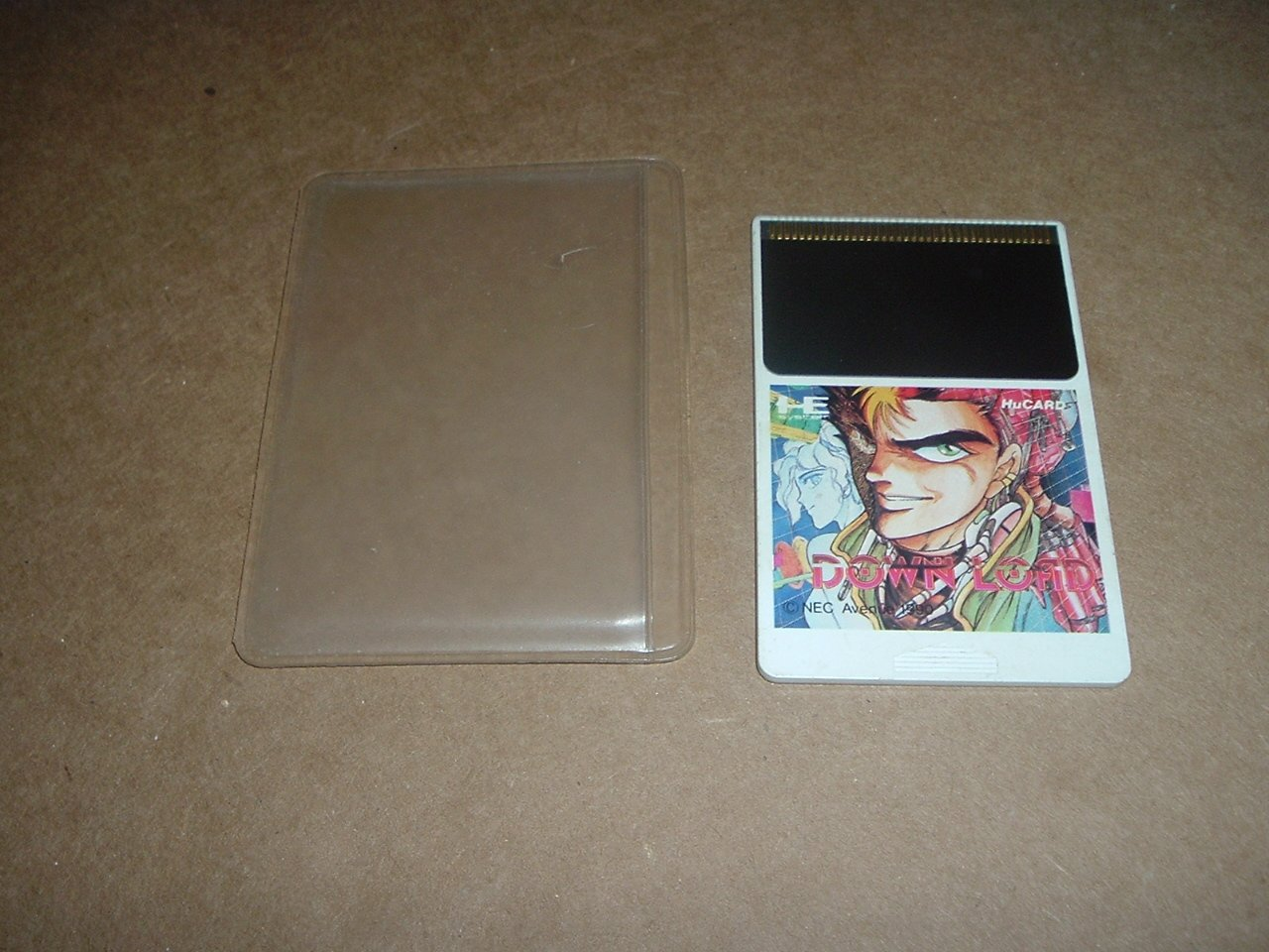 USA SELLER of:  Download (PC Engine, TurboGrafx 16 Import) - USA SELLER, great video game for sale