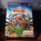 BRAND NEW Dragon Quest VIII (Dragon Warrior 8) FACTORY SEALED Box Set PS2 game, for sale