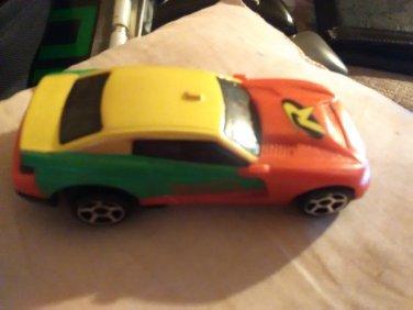 Hot-wheels Car Robin