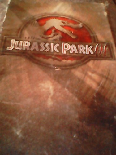 Jurassic Park 3 VHS