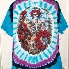 Grateful Dead 30th Anniversary Tye Dye Shirt  XXL