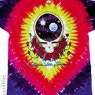 Grateful Dead Tye Dye Shirt tie NEW Space Your Face XXL