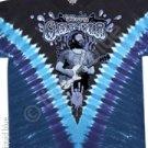 Jerry Drip Grateful Dead Tye Dye M - XL Shirt