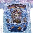 Ship Of Fools  Grateful Dead Tye Dye XXL Shirt